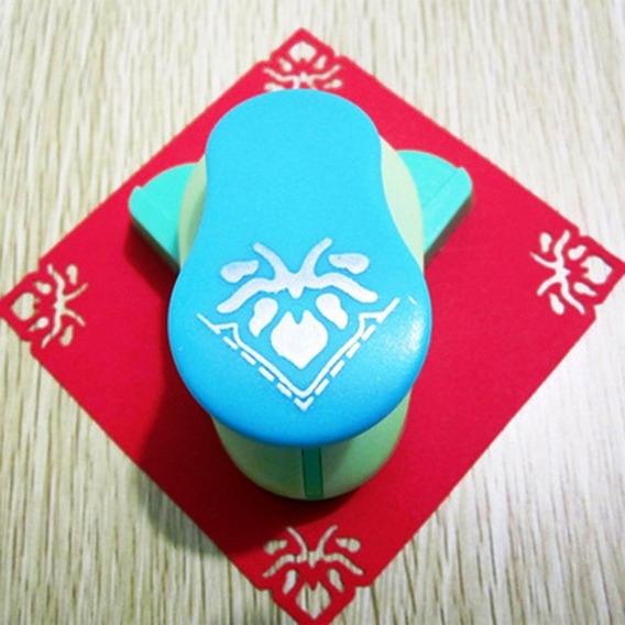 Sacabocado Perforadora Esquinero Candybar Scrapbooking