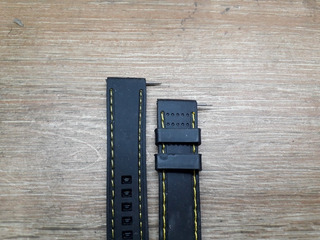Pulseira De Silicone Para Relógios