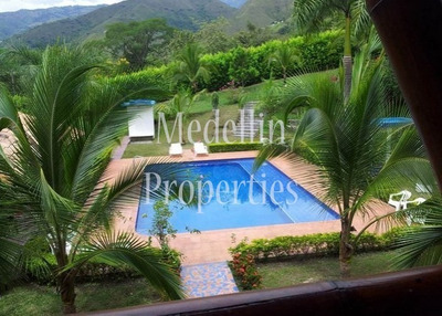 Alquiler De Fincas En Antioquia San Jeronimo Codigo. 4529