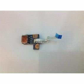Conector Power Usb-placa Notebook Hp G42