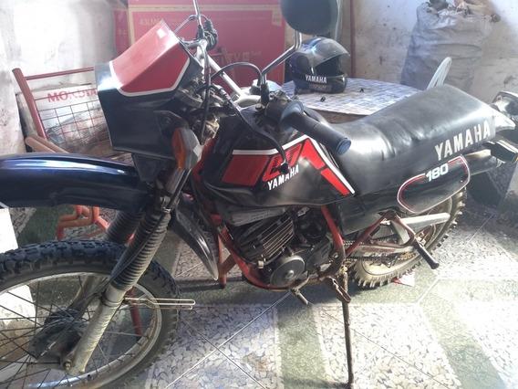 Yamaha Dt180n Trail