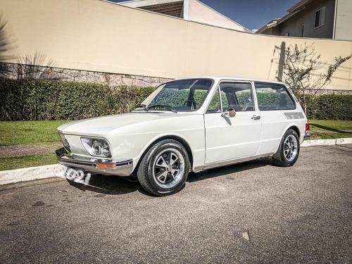 Imagem 1 de 10 de Volkswagen Brasilia