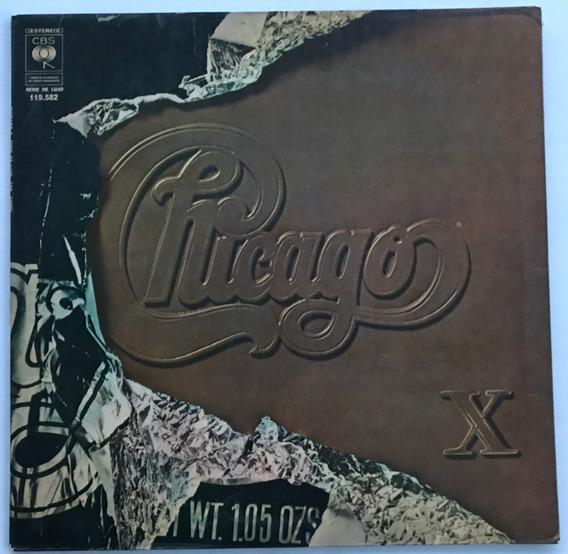Disco Chicago X Vinilo