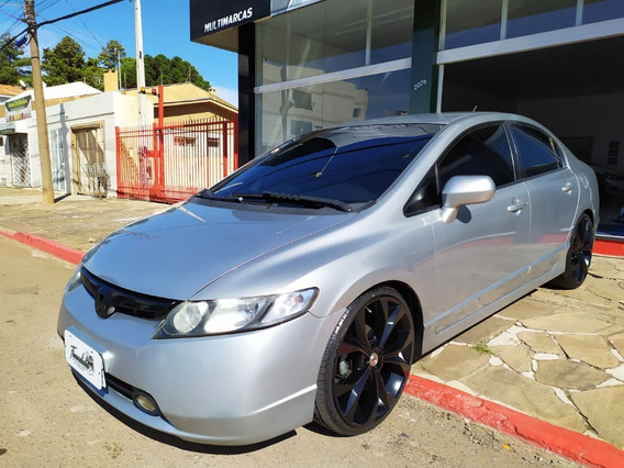 Honda Civic 1.8 Lxs 2008 Manual
