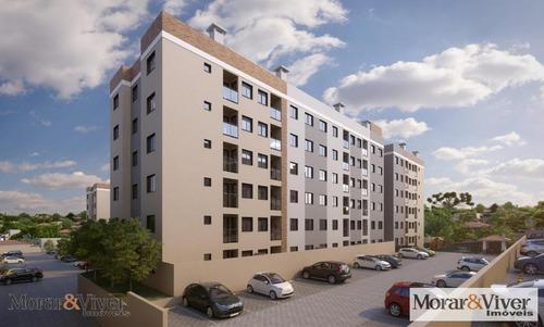 Imagem 1 de 15 de Apartamento Para Venda Em São José Dos Pinhais, Pedro Moro, 2 Dormitórios, 1 Banheiro, 1 Vaga - Sjp9988_1-1326006