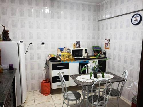 Imagem 1 de 11 de Apartamento Com 2 Dormitórios À Venda, 80 M² Por R$ 300.000,00 - Vila Guilhermina - Praia Grande/sp - Ap15795