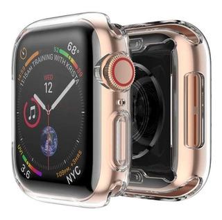 Funda Protector Apple Watch Series 1, 2, 3, 4 Transparente
