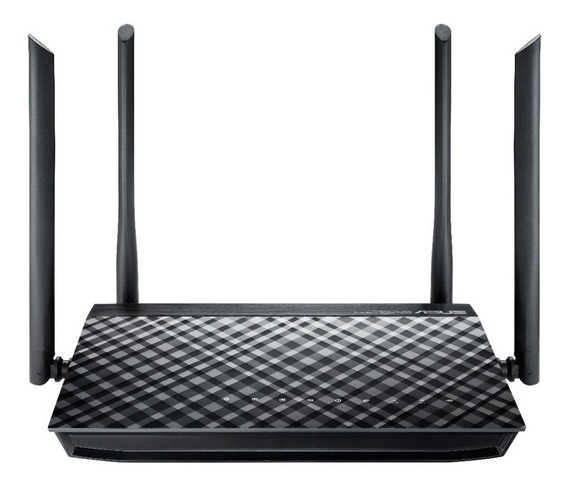 Router Wifi Asus Ac1200g+ Ac1200 Doble Banda Smart 1200 Mbps