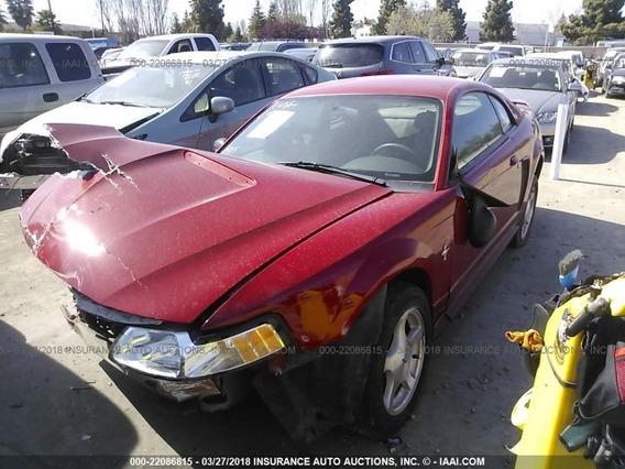 Ford Mustang 2001 Yonkeado Para Partes