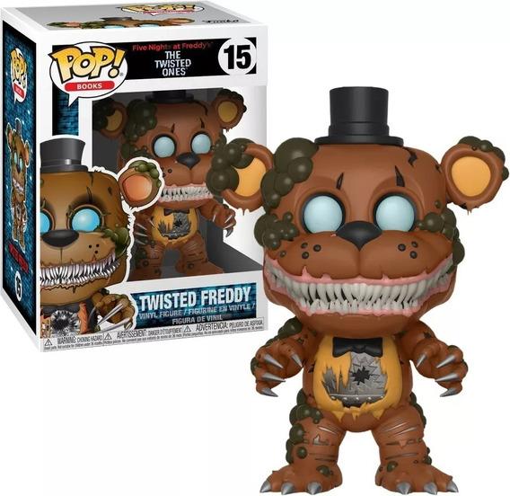 Funko Pop Five Nights At Freddys Twisted Freddy #15