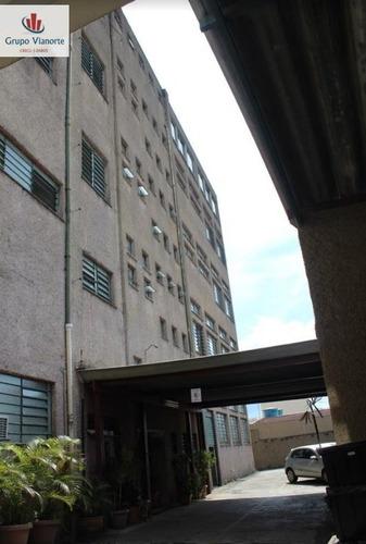 Galpão/pavilhão Para Alugar No Bairro Tucuruvi Em São - P0010-2