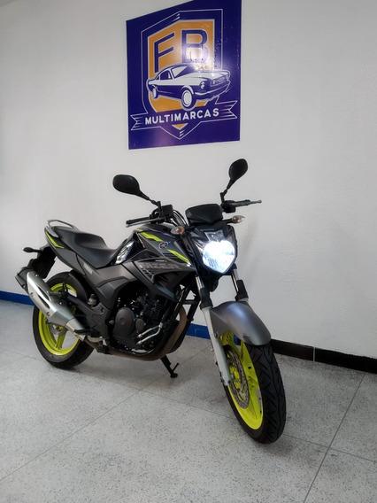 Yamaha Fazer 250 Blueflex 2016