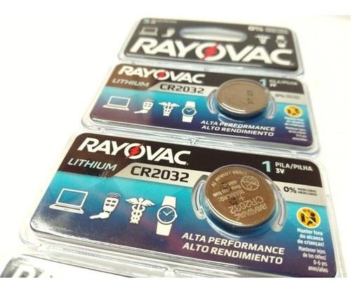 Imagen 1 de 9 de Pack X5 Pila Boton Rayovac Cr3023 Bateria De Litio