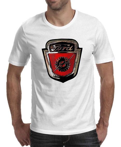 Camiseta F100 01 Branca