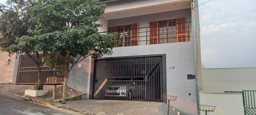 Casa Com 3 Quartos À Venda, 167 M² Por R$ 450.000 - Jardim Hubert - Indaiatuba/sp - Ca11499