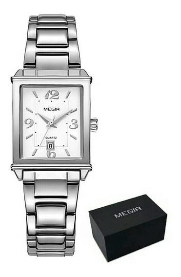 Relógio Feminino Megir 1079 Original Fréte Grátis Lançamento