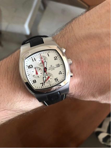 Relógio De Pulso Ferrari Chronograph
