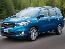 Chevrolet Spin Ltz 7 Asientos At 2019 Financiada #8