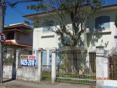 Ampla Casa Comercial Para Alugar No Pantanal - C02494