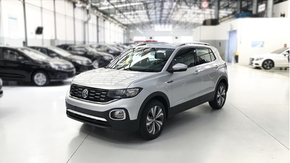 Volkswagen T-cross Highline 2020 - Blindado