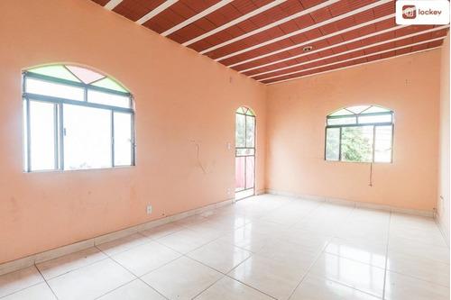 Imagem 1 de 15 de Aluguel De Casa Com 70m² E 2 Quartos  - 11816