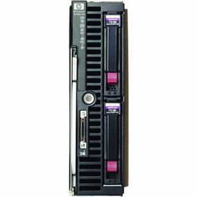 Hp Proliant Bl460c G6 Quad-core E5550 2.66 Ghz 8gb, 2x300gb