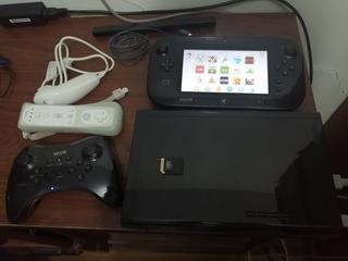 Nintendo Wii U Usado En Perfecto Estado V 5.5.2