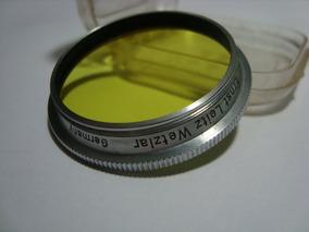 Leica Filtro Amarelo 1 - 36mm