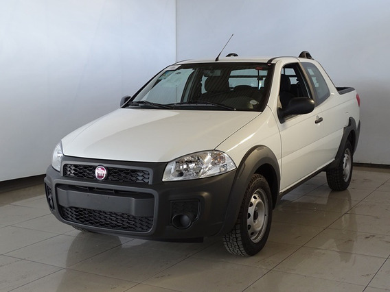 Fiat Strada Cd Hard Working 1.4 8v (5574) 0km!!!