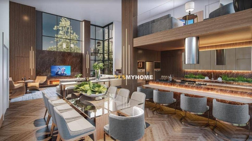 Apartamento Com 3 Dormitórios À Venda, 234 M² Por R$ 2.830.000,00 - Cabral - Curitiba/pr - Ap3890