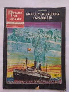 Revista De Revistas Mexico Y La Diáspora Española I Ii Y Iii