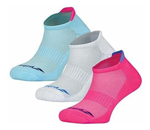 Babolat-calcetines De Tenis Invisibles Para Mujer 2 Pares-