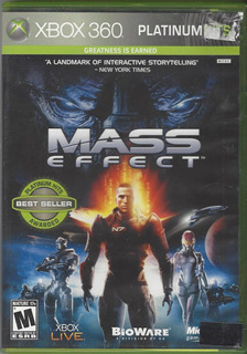 Juego Xbox 360 Mass Efect - Refurbished Fisico