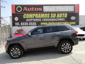 Jeep Grand Cherokee Advance 4x4 Blindado Nivel Iv Plis 2018