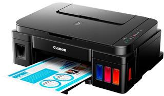 Impresora Multifuncion Canon Pixma G2100