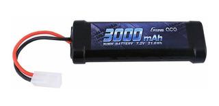 Bateria 3000 Mah 7.2v Tamiya Nimh Traxxas Auto Radiocontrol