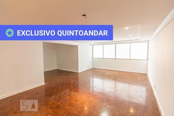 Apartamento No 5º Andar Com 3 Dormitórios E 2 Garagens - Id: 892973388 - 273388