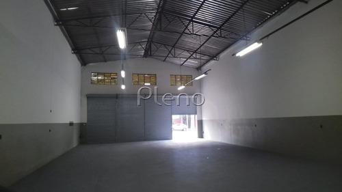 Barracão Para Aluguel Em Jardim Do Lago - Ba027886