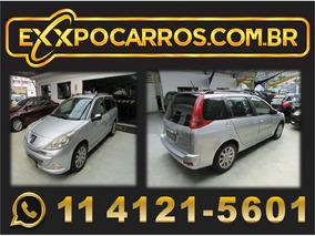 Peugeot 207 Sw 1.6 Xs Flex Automatica Ano 2009 Bonita