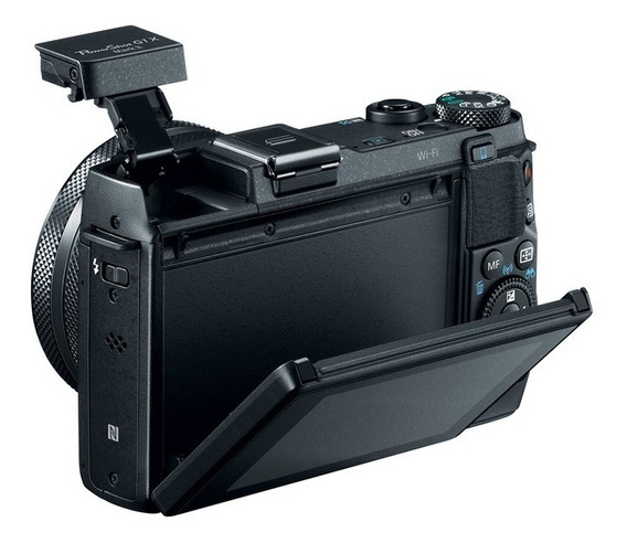 Canon Powershot G1 X Mark Ii Wifi