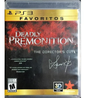 Combo 3 Juegos Play Ps3 Nuevos Deadly Premonition