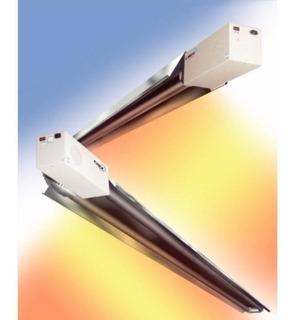 Calefactor Exterior Tubo Radiante Ciroc Gas 19700cal 6,44mts