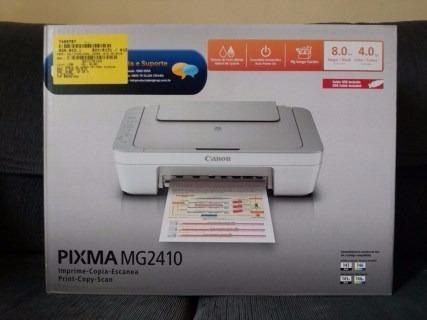 Empresora Canon Mg 2410