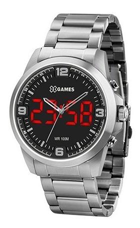 Relógio X-games Masculino Análago Digital Xmssa009 P2sx