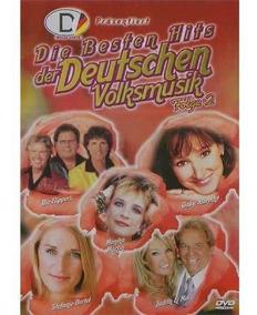 Musica Alemã -die Besten Hits Der Deutschen Volksm. 2 Dvd