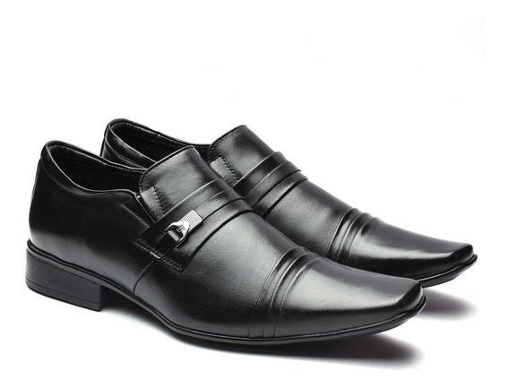 Sapato Jota Pe Pelica Preto