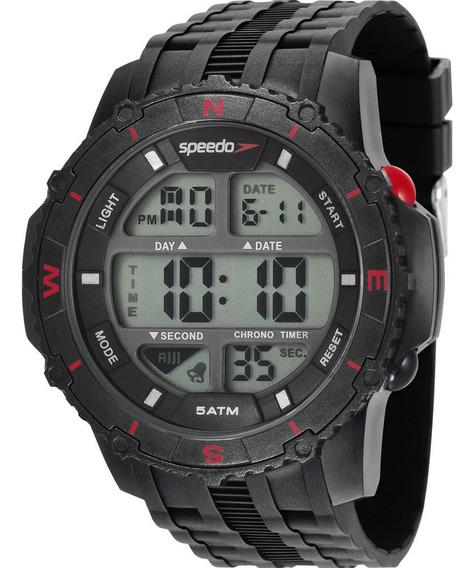 Relógio Speedo Masculino Digital 81135g0evnp3