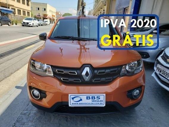 Renault Kwid Intense 1.0 12v, Fyr9382