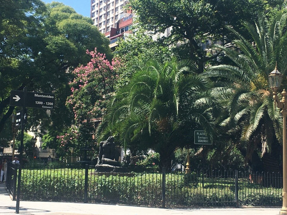 Excelente Departamento En Plaza Vicente Lopez - Recoleta