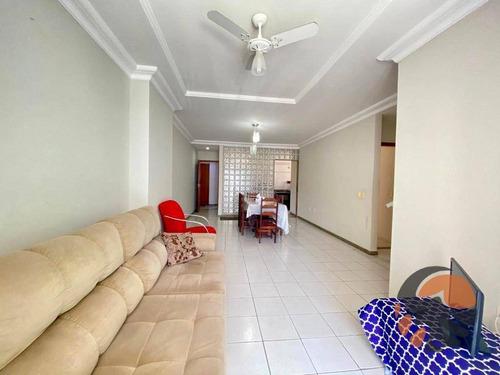 Apartamento Com 3 Quartos À Venda, 100 M² - Praia Do Morro - Guarapari/es - Ap3751